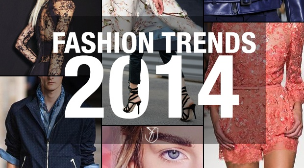 Fashion trends of 2014